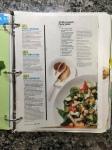 Sample of My Recipe Binder